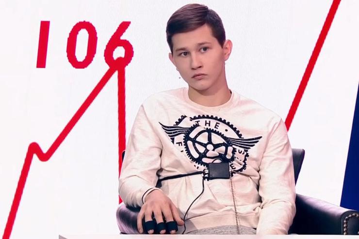Спустя годы Коля Ерохин поведал собственную версию истории на телешоу