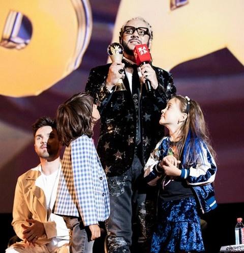 Располневшая Барановская и Киркоров с косичками: премия «Жара Music Awards»