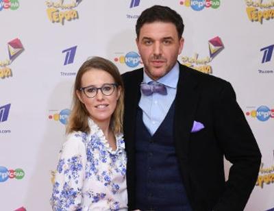 Ксения Собчак и Максим Виторган показали жаркие объятия