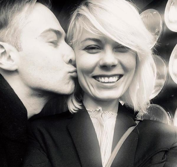 Последние несколько лет Дмитрий живет с Екатериной Тулуповой