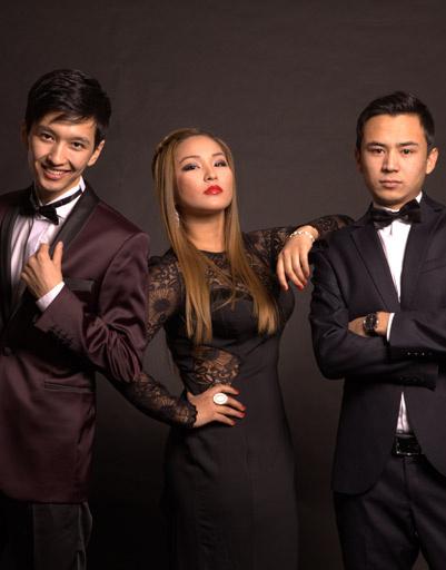 Трио «Style Mix», Кыргызстан