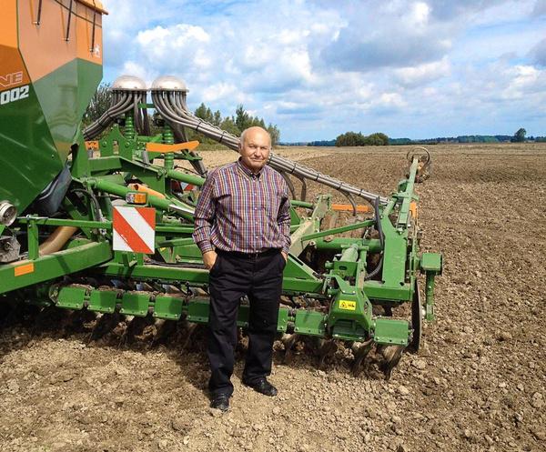 Лужков всегда интересовался сферой сельского хозяйства