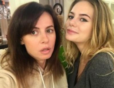 Оксану Лаврентьеву путают с ее 19-летней дочерью