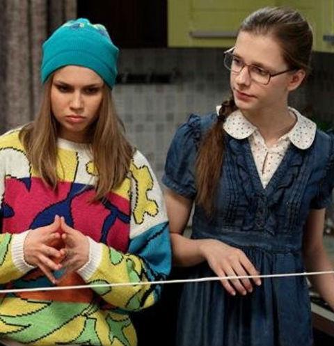 Сериал «Папины дочки» в 2000-х считался одним из самых популярных на российском телевидении