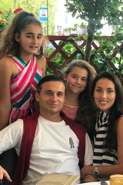Преступник угрожал семье артистки