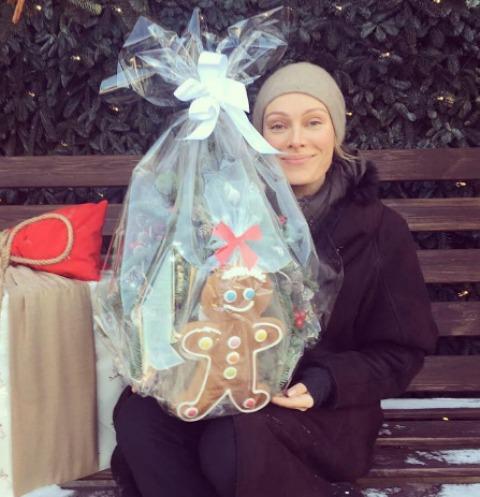 Актриса Ольга Ломоносова устроила наследнице невероятный праздник