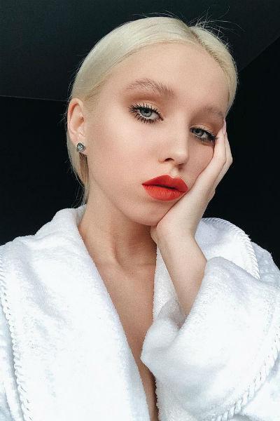 Ясмин мечтает работать в модной индустрии