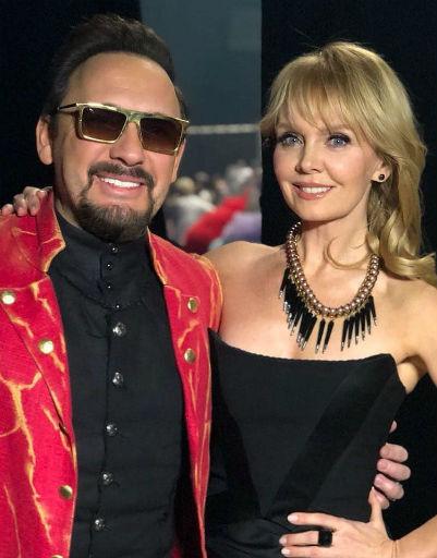 Стас Михайлов и певица Валерия