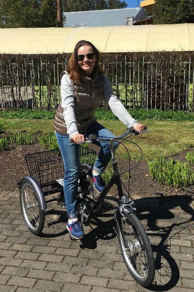 Юлия Проскурякова после беременности