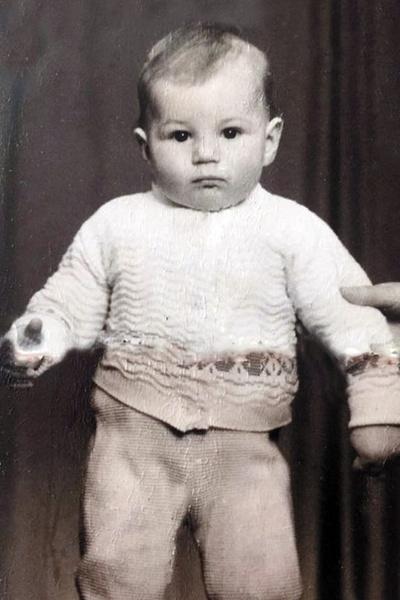 Гела Месхи родился в Москве