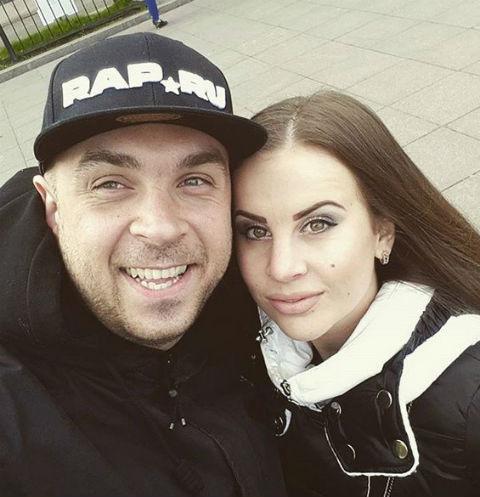Глеб и Ольга Жемчуговы