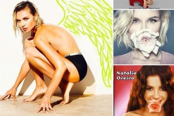 Полина Гагарина не в первый раз копирует образ Наталии Орейро