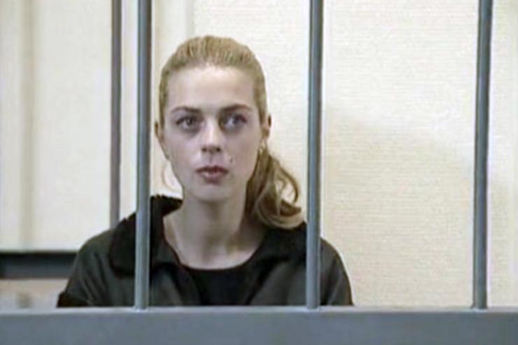 В «Тайнах следствия» Кристина Кузьмина сыграла манекенщицу