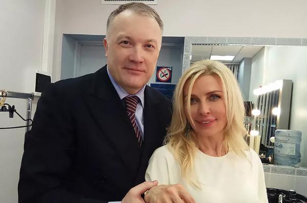 Татьяна Овсиенко опровергла любовную связь с Валерием Николаевым