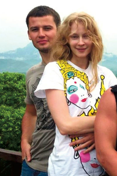 Светлана и Георгий путешествовали вместе