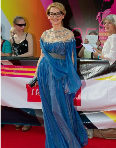 Модный журналист Эвелина Хромченко