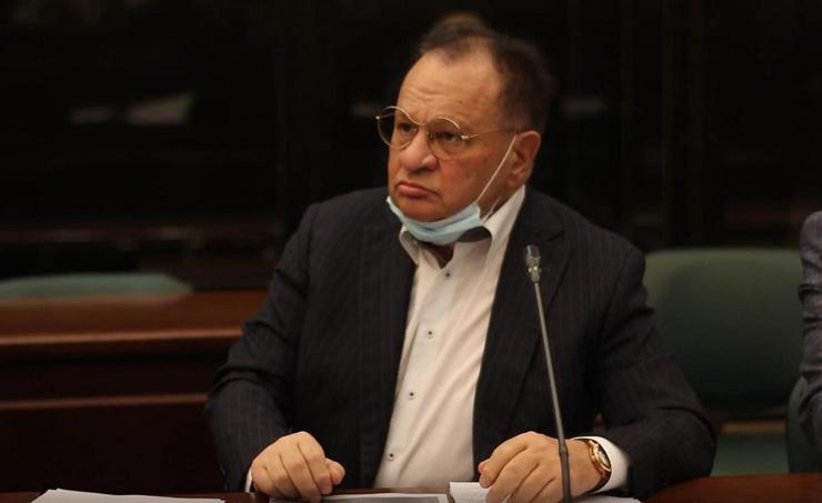 Петр Хархорин, адвокат Михаила Ефремова