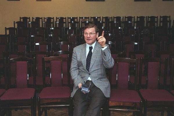 Виталий Соломин играл в театре до последних дней