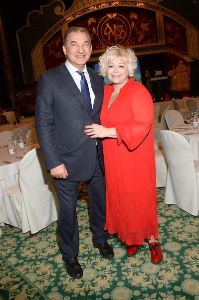 Владислав Третьяк много лет счастлив в браке с Татьяной