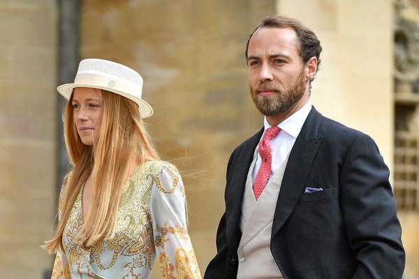 Джеймс и Ализе планируют свадьбу