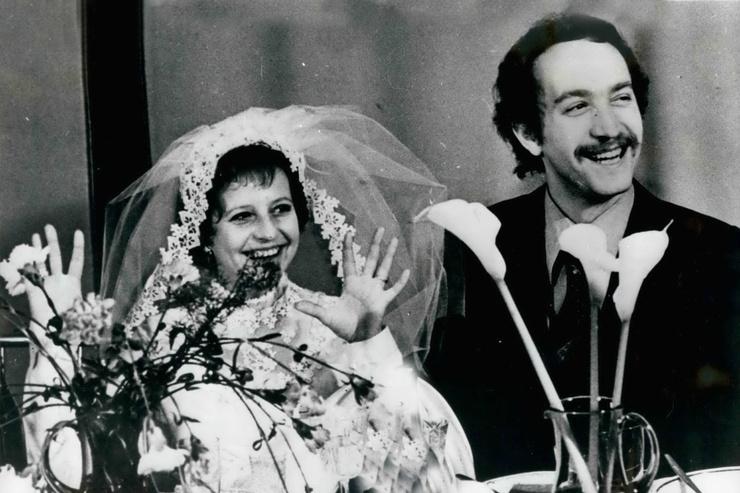Брак Корбут и Борткевича продлился 22 года