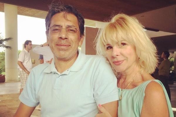 Алла Каштанова вышла замуж за иностранца и увезла дочь в Мексику