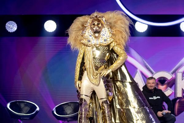 Лев произвел на впечатление на поп-короля