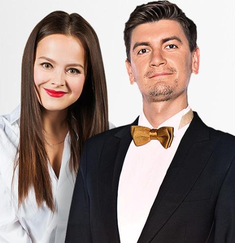 Наталья Медведева и Александр Гудков