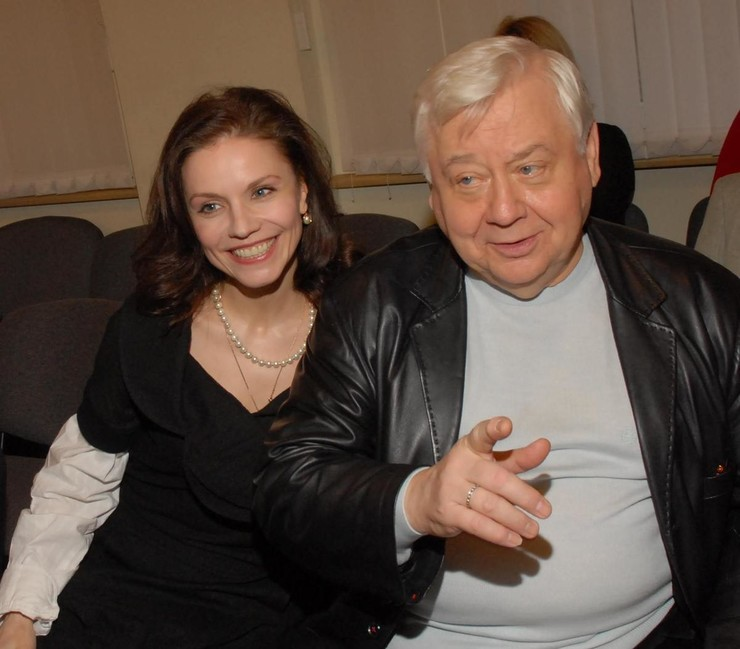 Зудина и Табаков были женаты более 20 лет