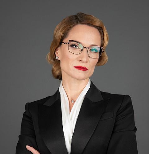 Мария Кисилева в новом образе