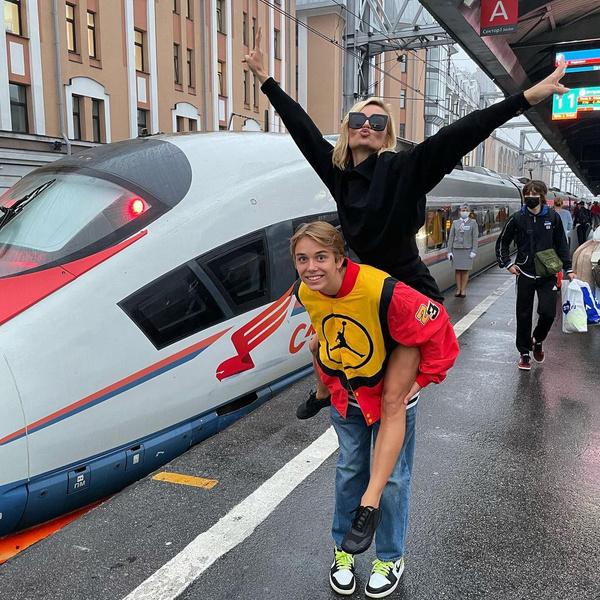 По признанию Гагариной, они с сыном — лучшие друзья