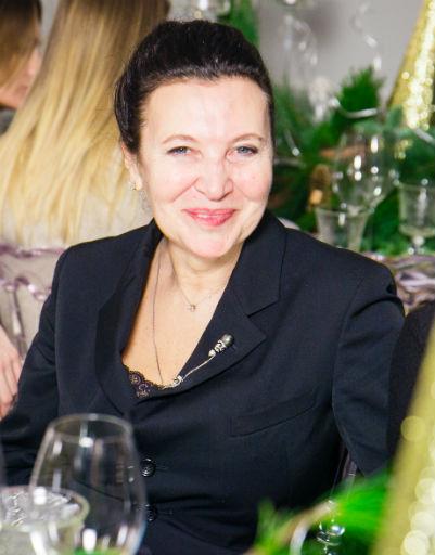 Марина Добровинская