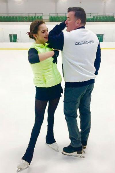 Новым тренером Евгении Медведевой стал Брайан Орсер