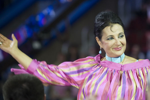 Винер-Усманова выдала тайну Алины Кабаевой