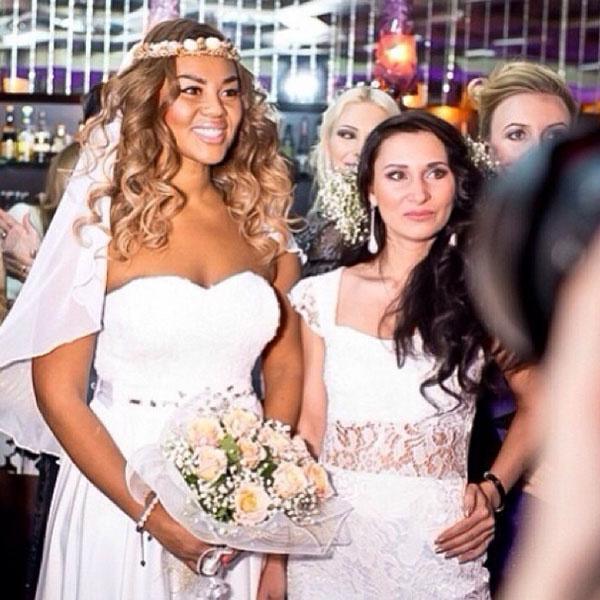 корнелия манго фото свадьбы свите воланда