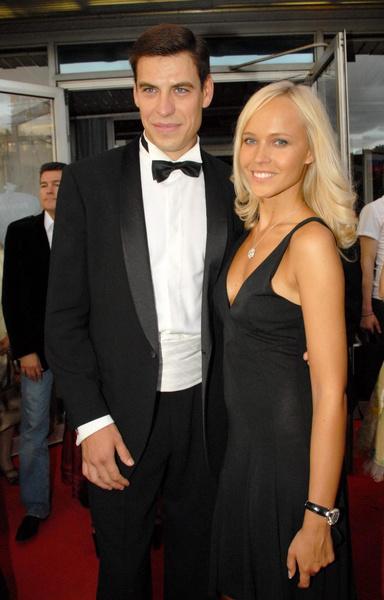 Дмитрий Людев с женой Татьяной Зайцевой