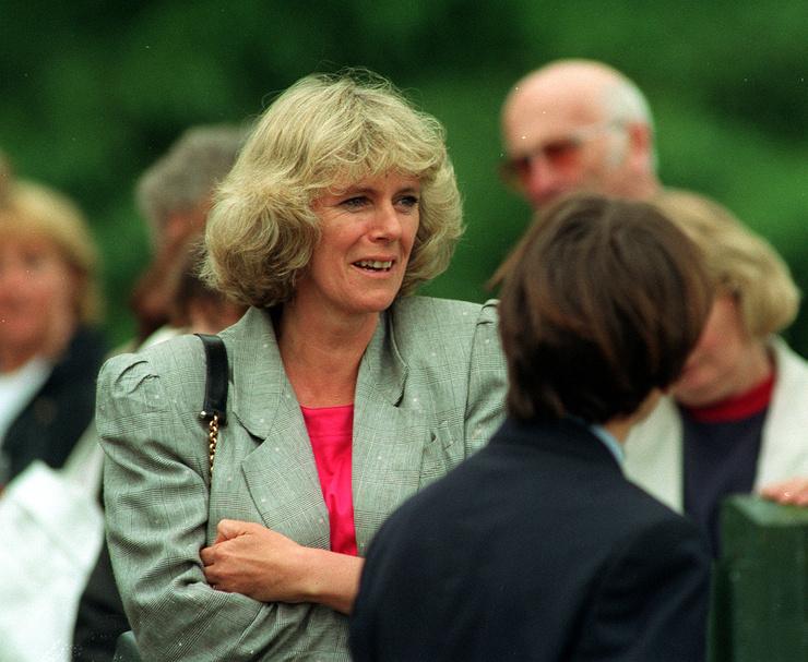 В 80-е к Камилле было приковано огромное внимание из-за слухов о ее связи с Чарльзом