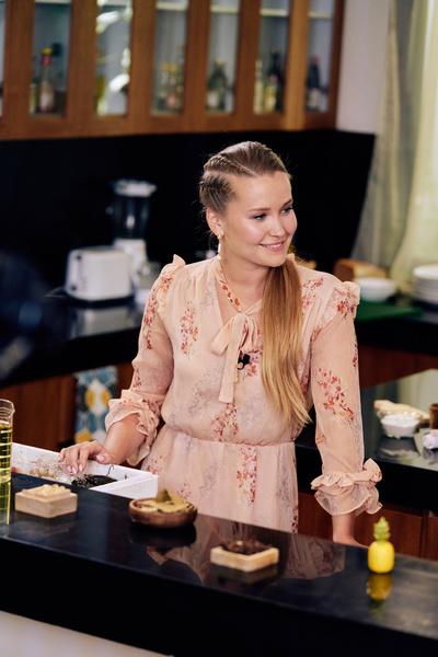 Елизавета Аниховская поразила Тимура кулинарными способностями