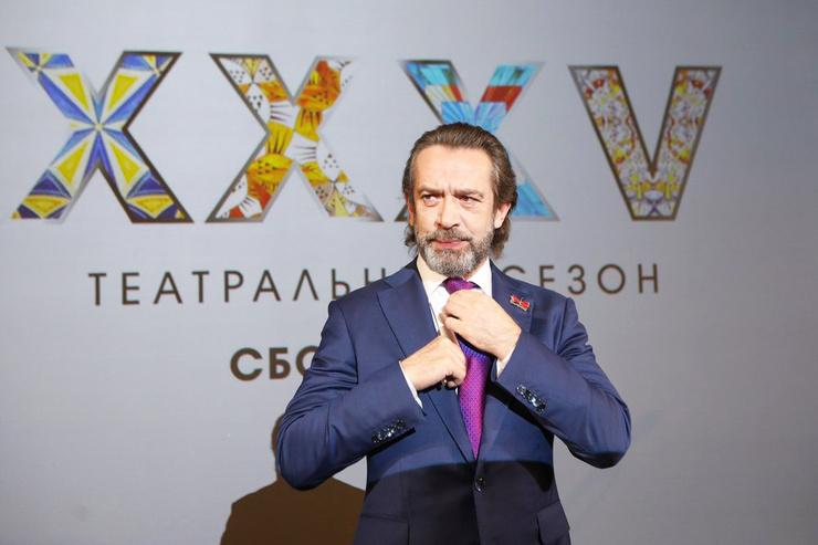Владимир Машков устроил настоящую революцию в театре