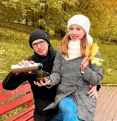 Екатерина и Валентин Диденко