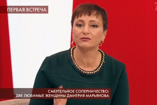 Адвокат сына Дмитрия Марьянова Виктория Крылова