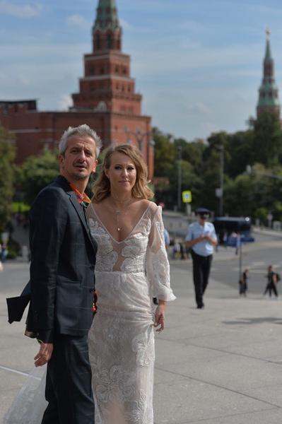 Новости: Ксения Собчак и Константин Богомолов поженились. ФОТО – фото №12