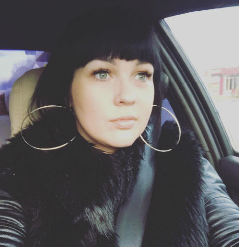 Саша Стриженова