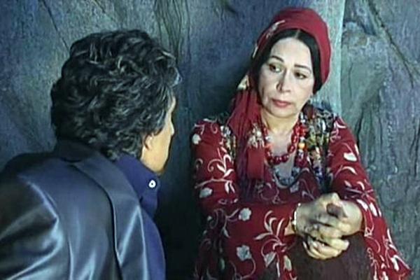 Актриса сыграла в сериале «Кармелита. Цыганская страсть»