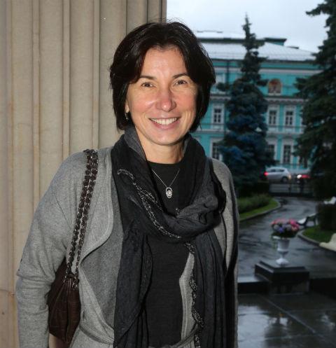 Ирада Зейналова вышла замуж за коллегу