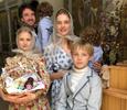Водянова, Пугачева и Захарова: как звезды отметили Пасху
