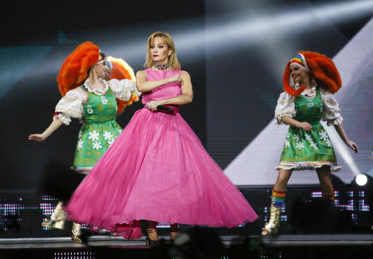 Татьяна Буланова встретит праздник на сцене