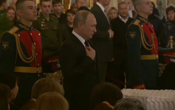 Президент России почтил память режиссера