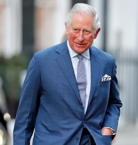 Принц Чарльз с младшим внуком стали героями глянцевого журнала