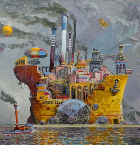 Москвичи посетят масштабный проект «Аниматоры. Жизнь за кадром»